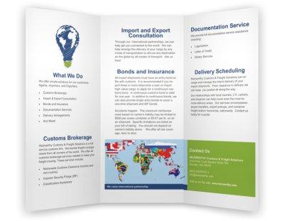Brochure Deign -