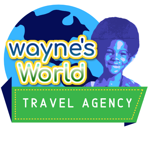 Waynes World Travel Agency -